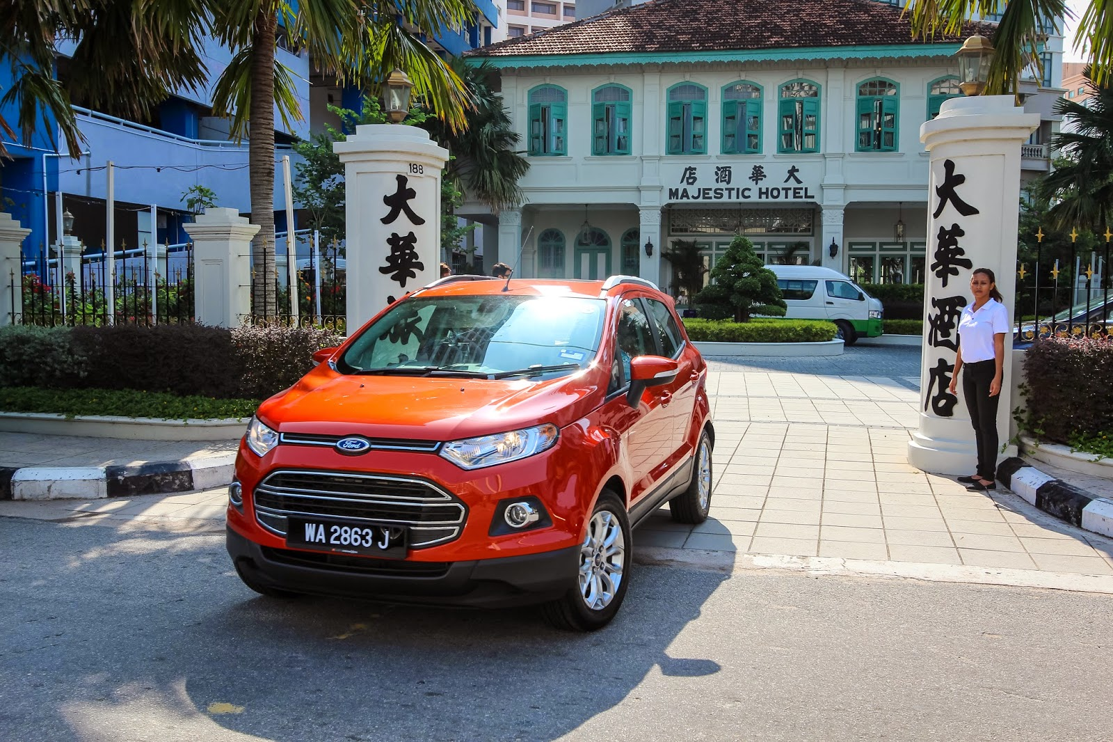 Overall the ford ecosport did surprise me i would recommend the titanium model as it is fully packed with features and for an extra rm11 000