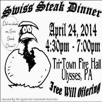 4-24 Swiss Steak Dinner