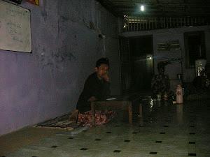 Sesudah Sholat Jama'ah  Isya'