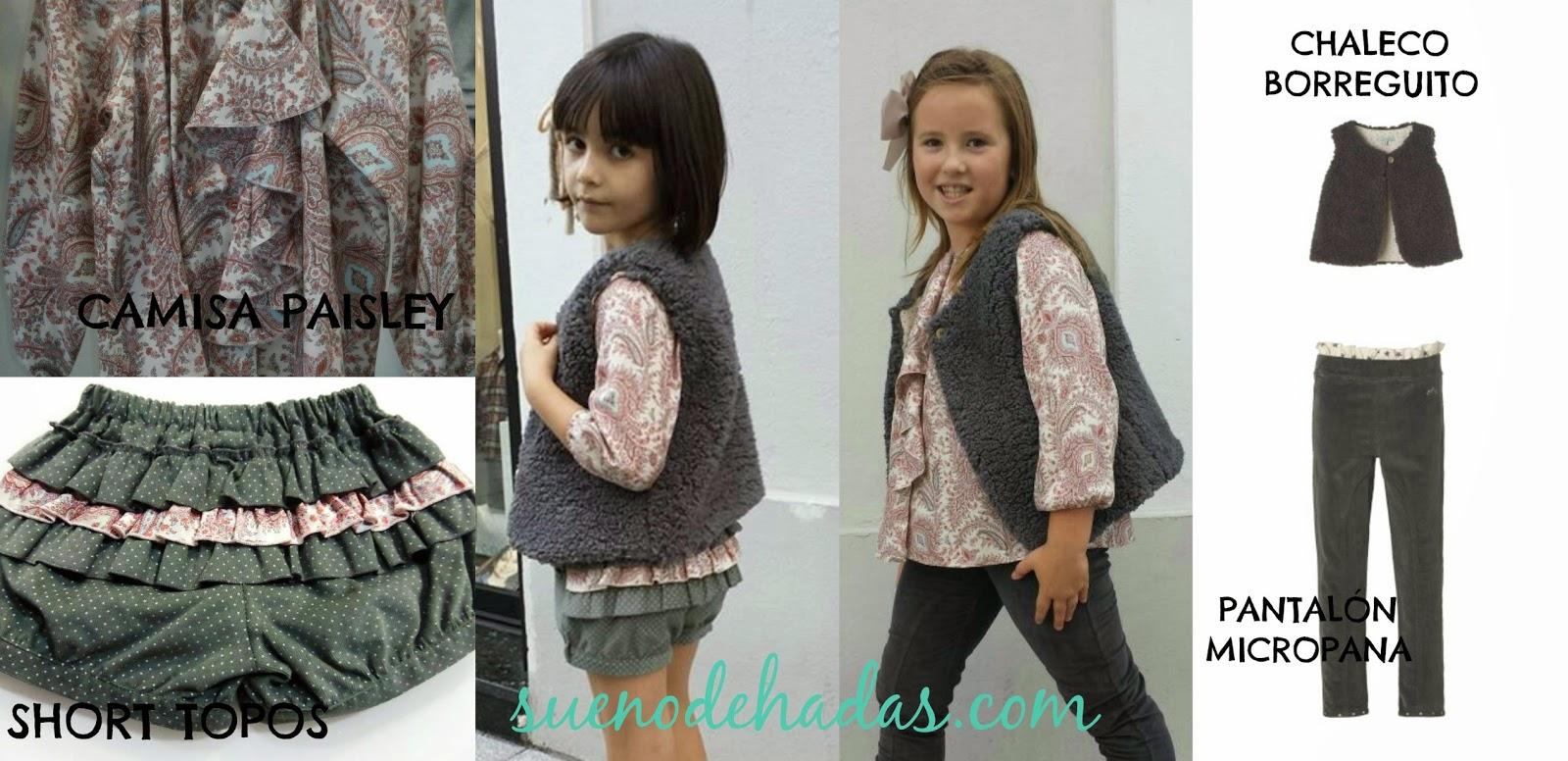 Nanos moda infantil para niñas