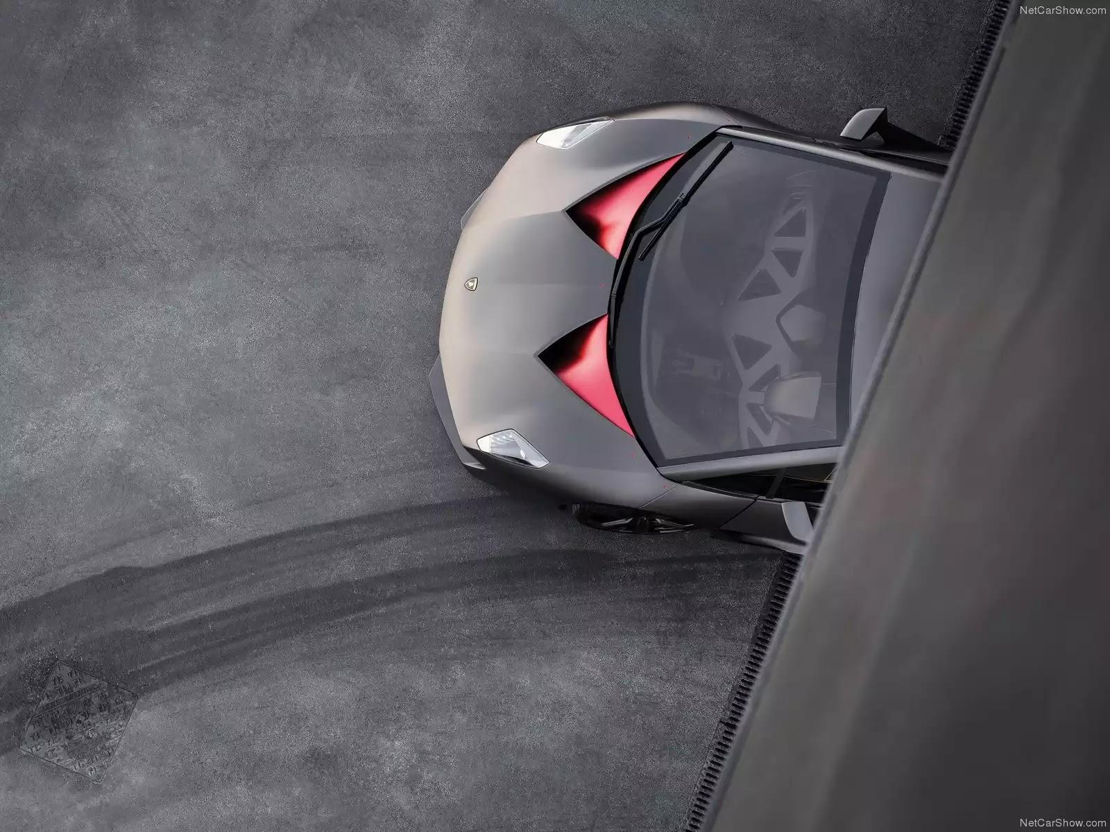 Hình ảnh siêu xe Lamborghini Sesto Elemento Concept 2010 & nội ngoại thất