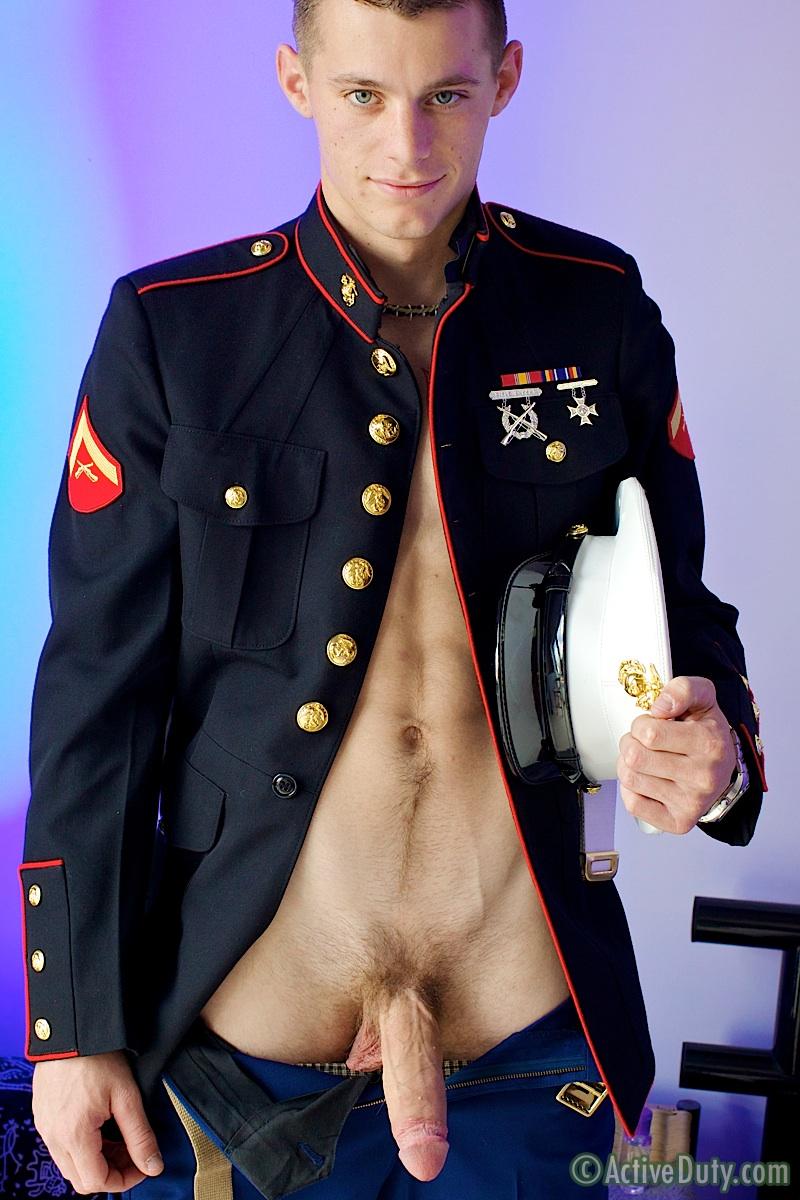 Real military men