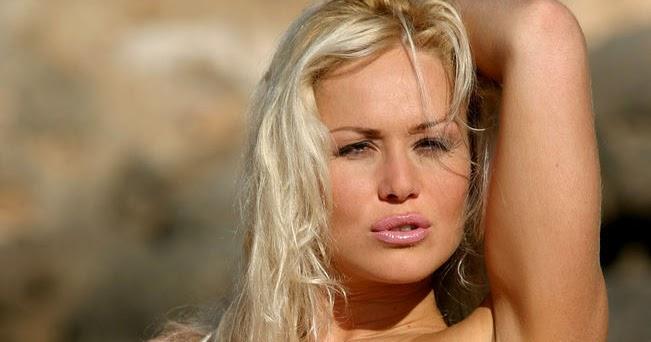 Action girl sasha blonde nude-naked photo