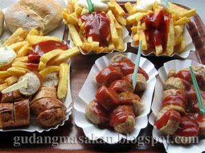 Kebiasaan dan makanan yang menyebabkan selulit