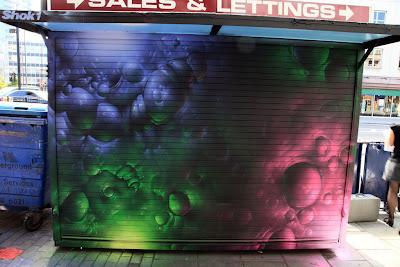 3d murales - street art