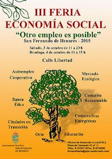 III Feria de Economía Social de San Fernando
