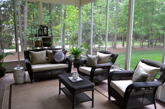 screen porch furniture ideas joy studio design gallery ForScreen Porch Furniture Ideas