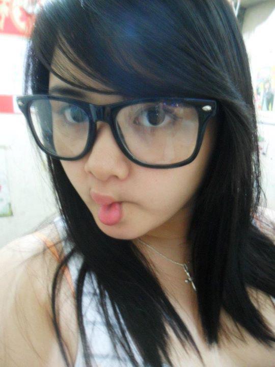 beautiful asian in glasses 01