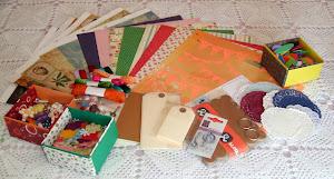 {Bocins de paper, màgia i colors...}