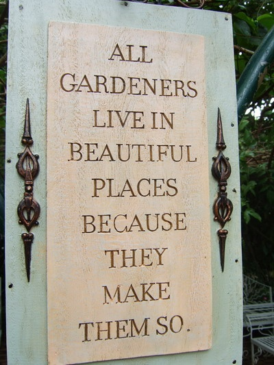 Dana garden design garden quotes for Garden design quote