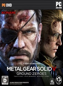 Metal Gear Solid V Ground Zeroes-CODEX FOR PC cover