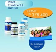 Paket Enrollment 2