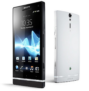 Sony Xperia S specification
