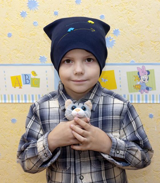 Шьем шапку мальчику своими руками 16