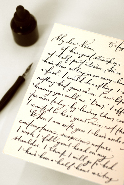 This Valentines\' Send A Handwritten Love Letter, Beautifully ...