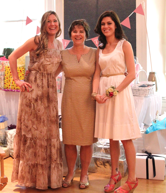 Carnival Bridal Shower