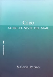 Cero sobre el nivel del mar (2012) Editorial AqL