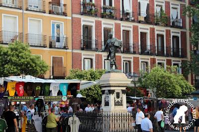 Rastro de Madrid - Descubriendo Mayrit