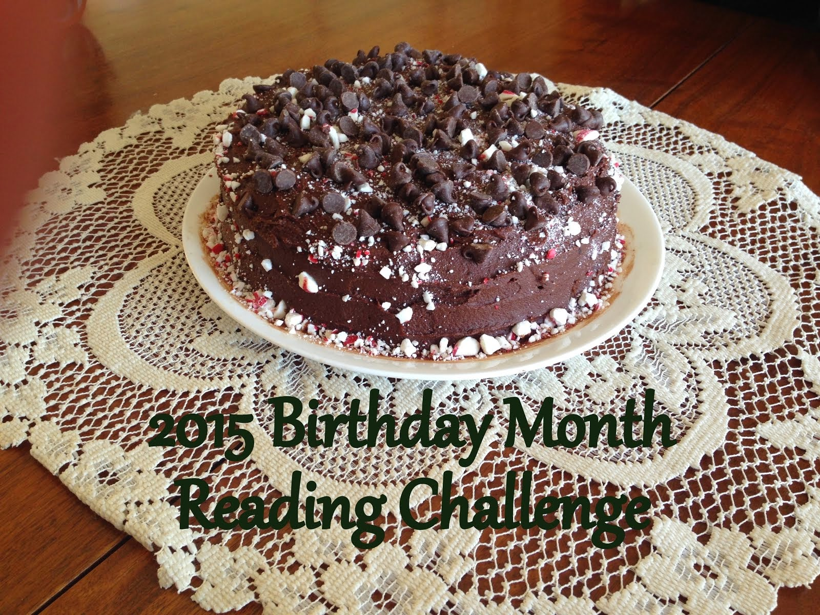 Sign up for the 2015 Birthday Month Reading Challenge!