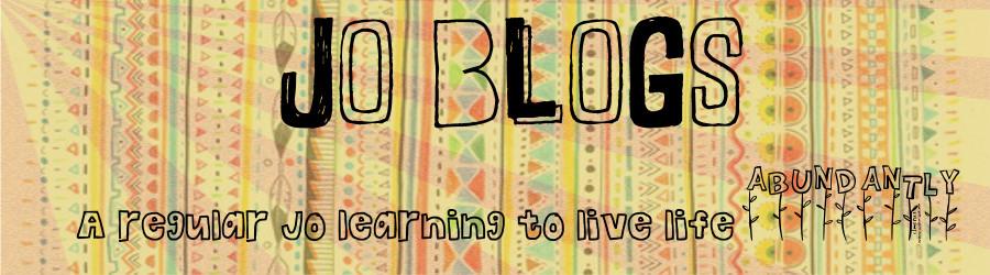 Jo Blogs
