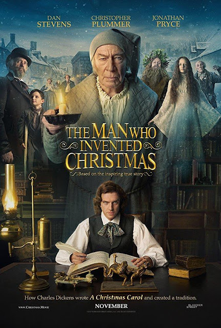 The Man Who Invented Christmas [2017] [BBRip 1080p] [DA]