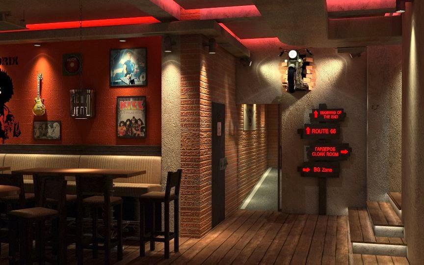 Bar rock 3D - 4