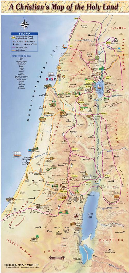 Tourist Israel Galille Tour