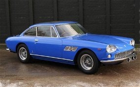 John Lennon's First Ferrari Auctions