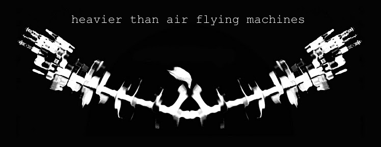 Heavier Than Air Flying Machines