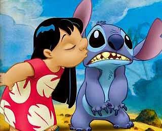 Gambar Lilo Stitch