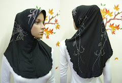 Tudung Cotton Diamond Plain
