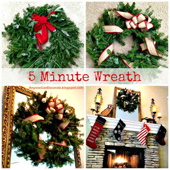 Five Minute Wreath