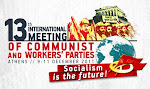 13th international Meeting of Communist and Workers' Parties