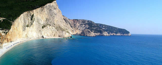 porto katsiki lefkada, best beach in the world