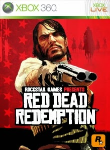 cover xbox360 du jeu red dead redemption