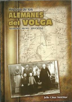 Historia de los alemanes del Volga
