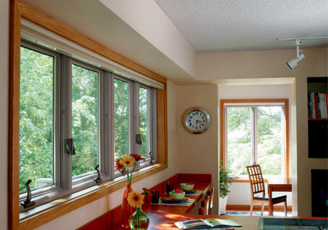 View of window for Replacement window design ideas