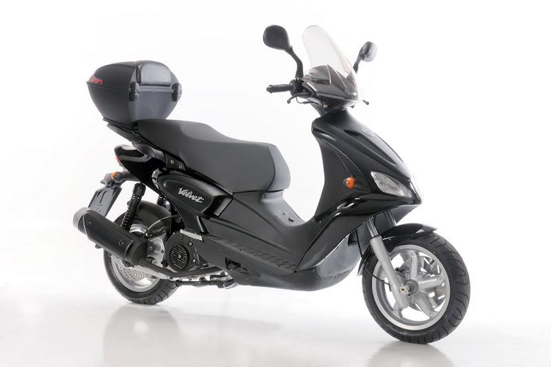 2011 Benelli Scooter Velvet 150