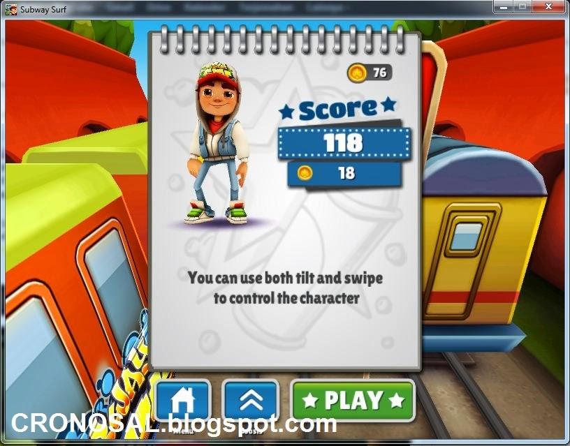 Подскажите Subway Surfers На Андроид 2.2