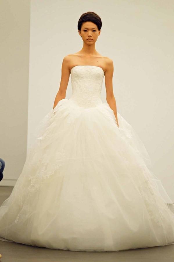 Honey buy vera wang 2013 fall winter wedding dresses for Cheap vera wang wedding dress