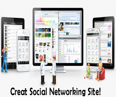 How to Create Social Networking Site Like Facebook