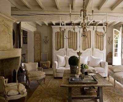 D cor de provence Maison de provence decoration