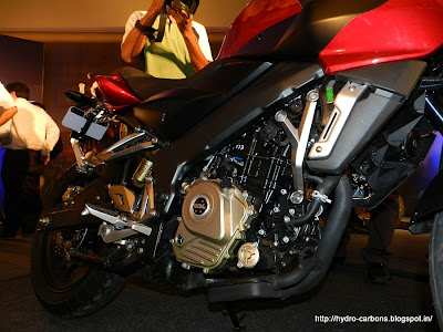 Hydro Carbon: Aprilia RS4 200 VS BAJAJ PULSAR 200NS