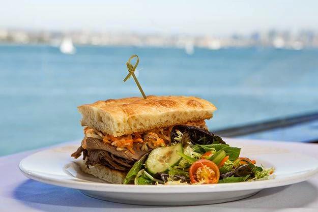 Bali Hai Restaurante.San Diego