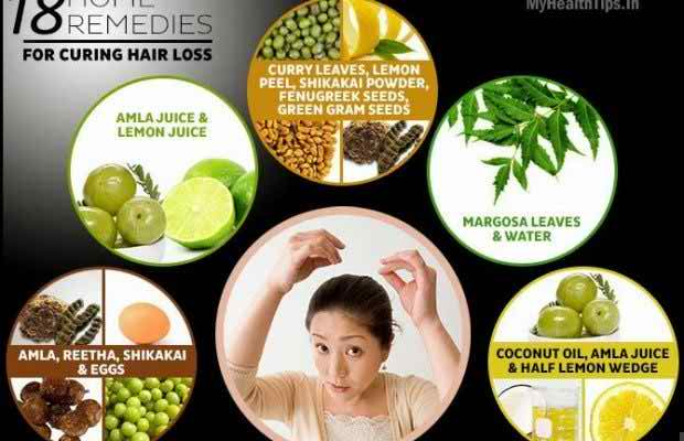 18 Effective Home Remedies To Fight Hair Loss Health Tips For A Healthy Lifestyle