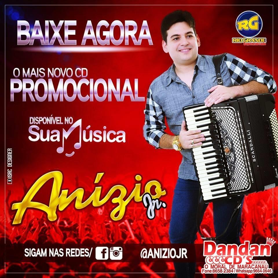 Anizio Jr. CD Promocional Repertório Novo 2015