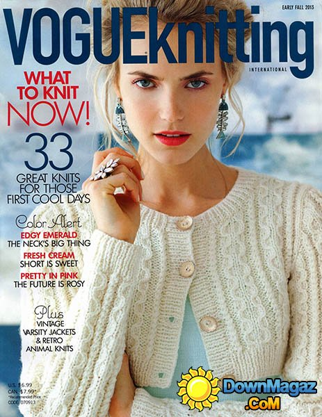 Knitting Magazines Free Patterns : Sew Ashley Sew: Completed: Knitted Crop Cable Cardigan ...