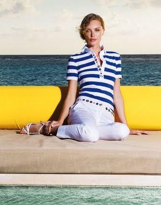 Nautical Fashion - Nautical Chic