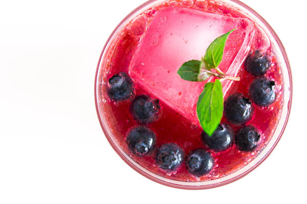 Blueberry Lemonade | Foods n Drinks