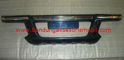 Bumper Kijang 03 Model Innova Dark Blue Metalik